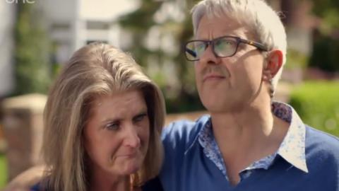 TV-Show: Als sie sehen, was mit ihrem Haus gemacht wurde, bricht ihre Welt zusammen