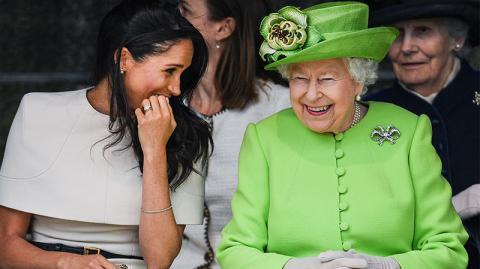 Meghan Markle: Besondere Geburtstagseinladung von der Queen