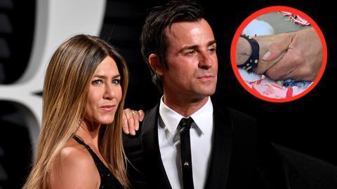 Jennifer Aniston und Justin Theroux: In Trauer um geliebtes Familienmitglied vereint