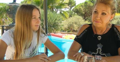 Nach Hasskommentaren: Neues Drama um Carmens Tochter Shania Geiss