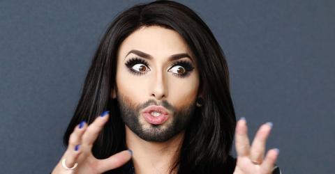 Conchita Wurst ist jetzt wieder ein Mann
