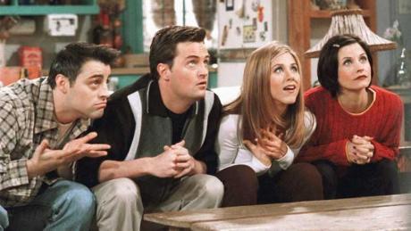 Empörende Unterstellung: Sind Joey und Monica in Friends ständig high?