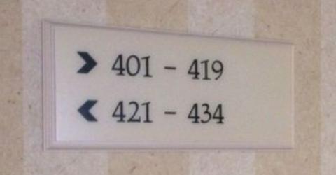 Deshalb gibt es in Hotels keine Zimmernummer 420!