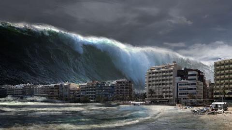 Experten schlagen Alarm: Zwei Urlaubsländer der Deutschen von Tsunami bedroht