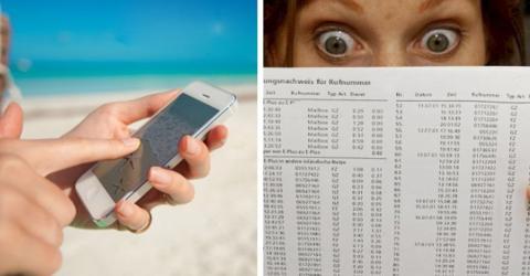 Telefonieren im Ausland: Roaming-Gebühren werden zum 15. Juni 2017 abgeschafft