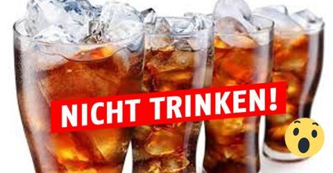 Rückruf! Diese Cola-Sorte ist chemisch verunreinigt!