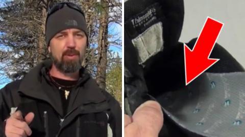 Kalte Füße im Winter: Dieser Trick ist genial!