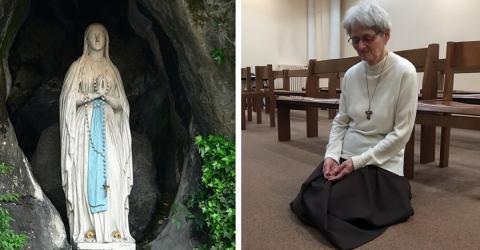 Jetzt offiziell: Das ist die 70. Wunderheilung von Lourdes!