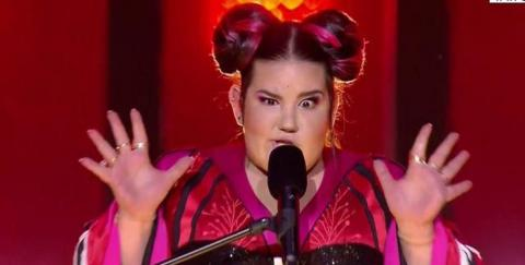 Eurovision: Muss Siegerin Netta aus Israel ihren Preis zurückgeben?