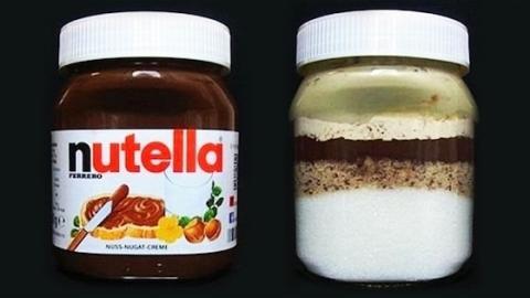 Was wirklich in einem Glas Nutella steckt
