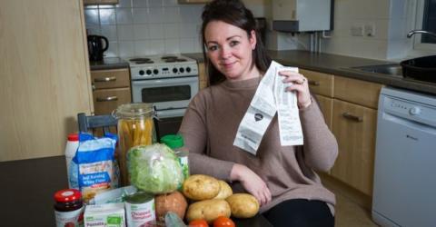 50 € pro Woche: Mehr braucht diese Frau nicht, um ihre ganze Familie zu ernähren