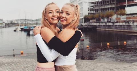 Tennis-Zwillinge enthüllen brisantes Geheimnis aus ihrem Schlafzimmer