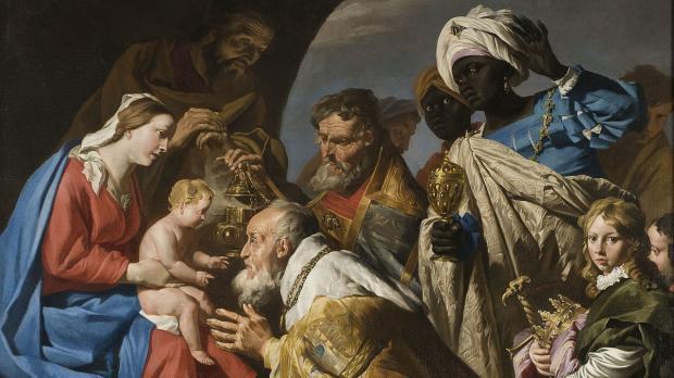 Epiphanias, das Dreikönigsfest