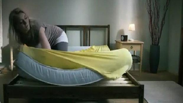 wenn du das wei t machst du nie mehr dein bett ist doch super und spart zeit. Black Bedroom Furniture Sets. Home Design Ideas