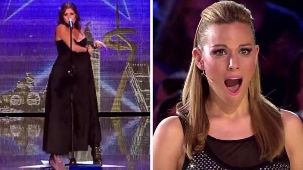 Unglaubliche Verwandlung bei Talentshow in Spanien