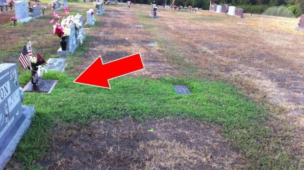 Warum sein Grab immer frisch blieb