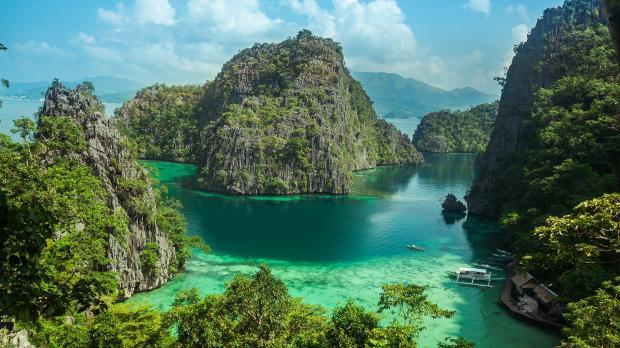 Palawan: Die schönste Insel der Welt