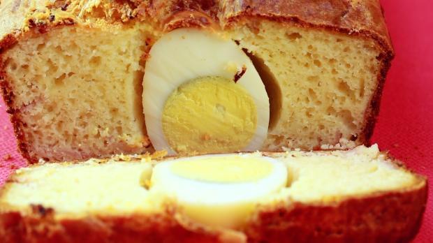 Cake einmal anders: Gesalzener Cake