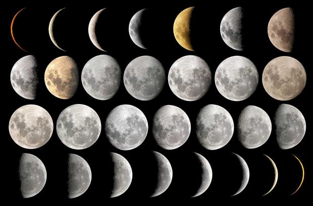 Haareschneiden nach dem Mondkalender