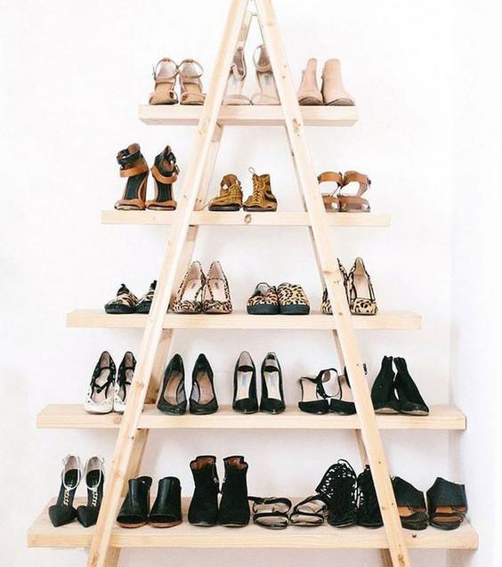 Geniale Ideen zur Aufbewahrung von deinen Schuhen