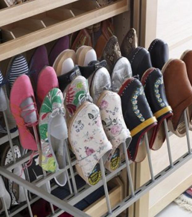 Schuhe Aufbewahren Wenig Platz geniale ideen zur aufbewahrung deinen schuhen