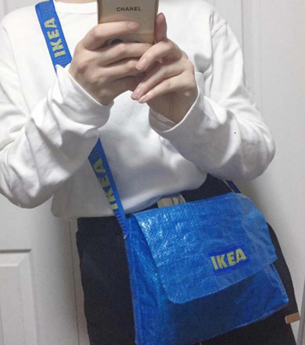 Blaue Ikea Tasche: All Das Kannst Du Daraus Machen
