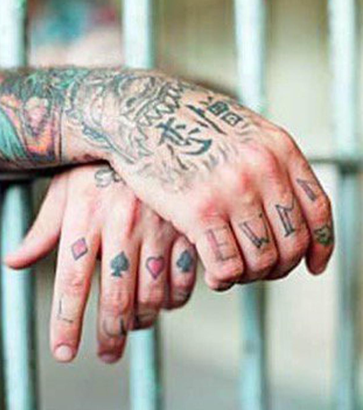 13 Knast Tattoos Und Ihre Bedeutung