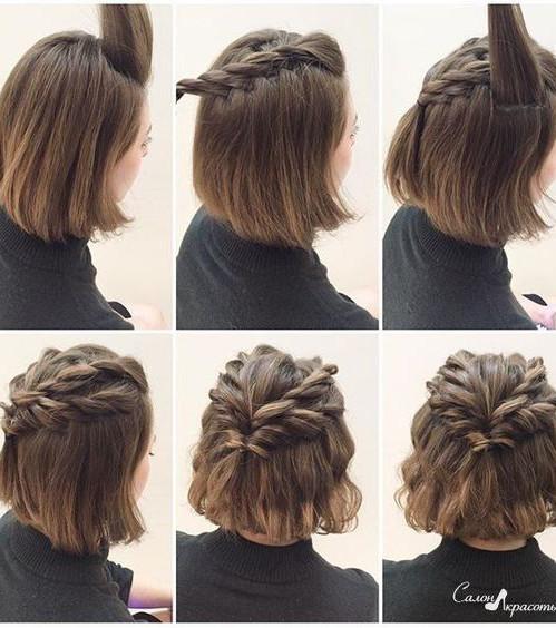 Frisuren Locken Und Geflochten Haarschnitte Beliebt In Europa