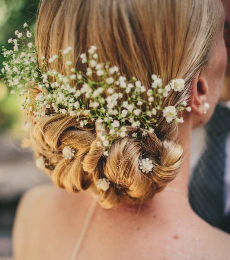 Hochzeitsfrisur Hohgesteckt 15 Ideen Fur Mittellange Und Lange Haare