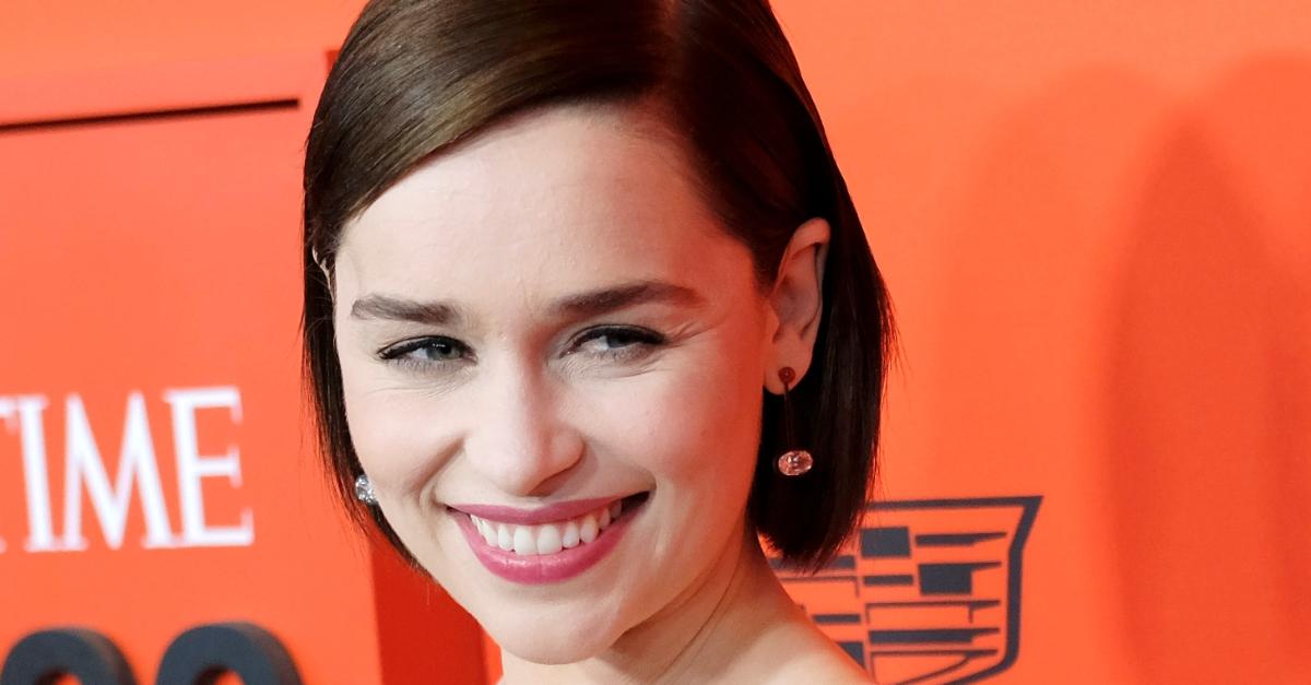 Der wahre Grund, warum Emilia Clarke nicht bei Fifty Shades Of Grey mitspielen wollte