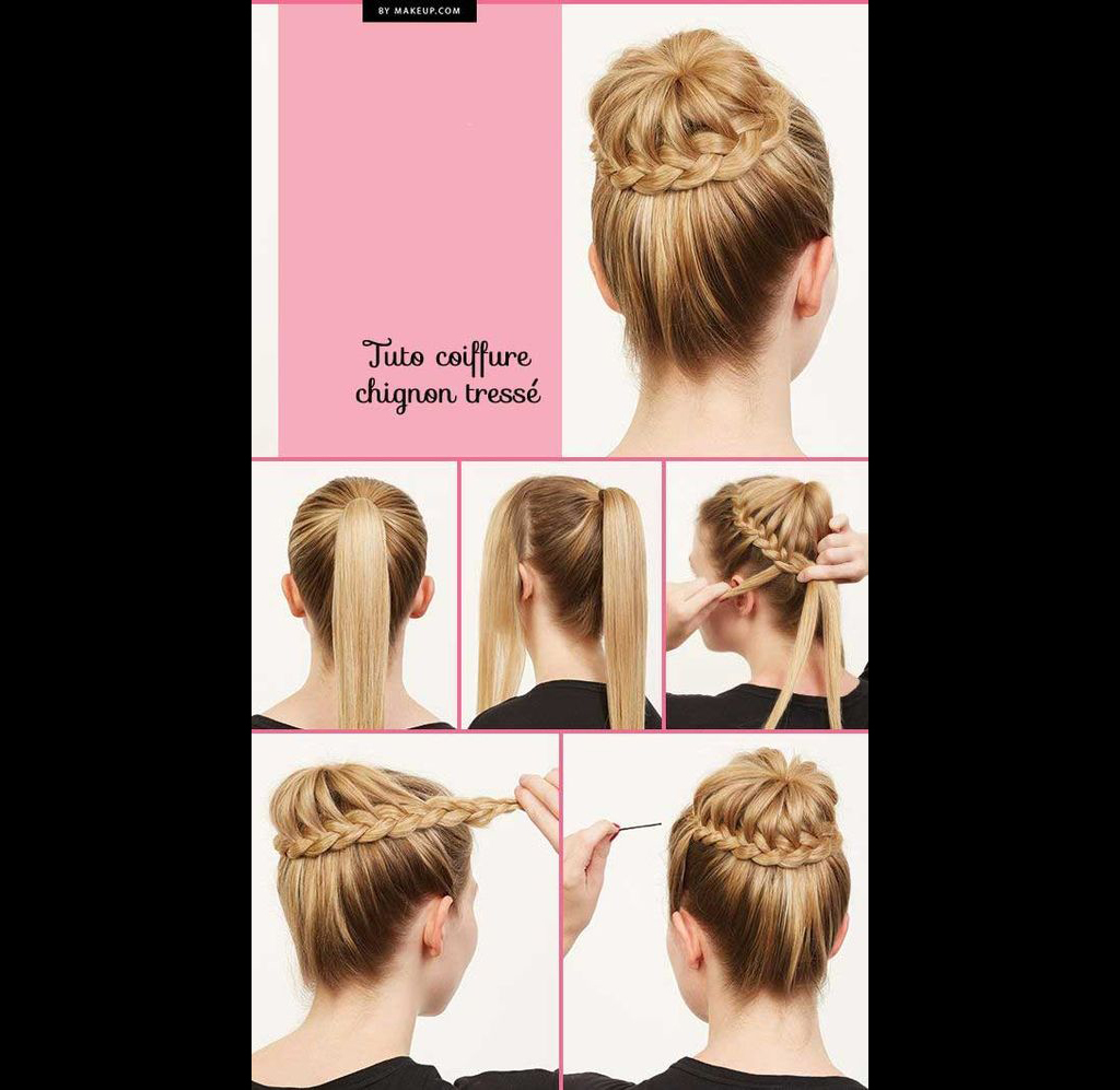 So Kannst Du Dir In Wenigen Minuten Schöne Frisuren Machen
