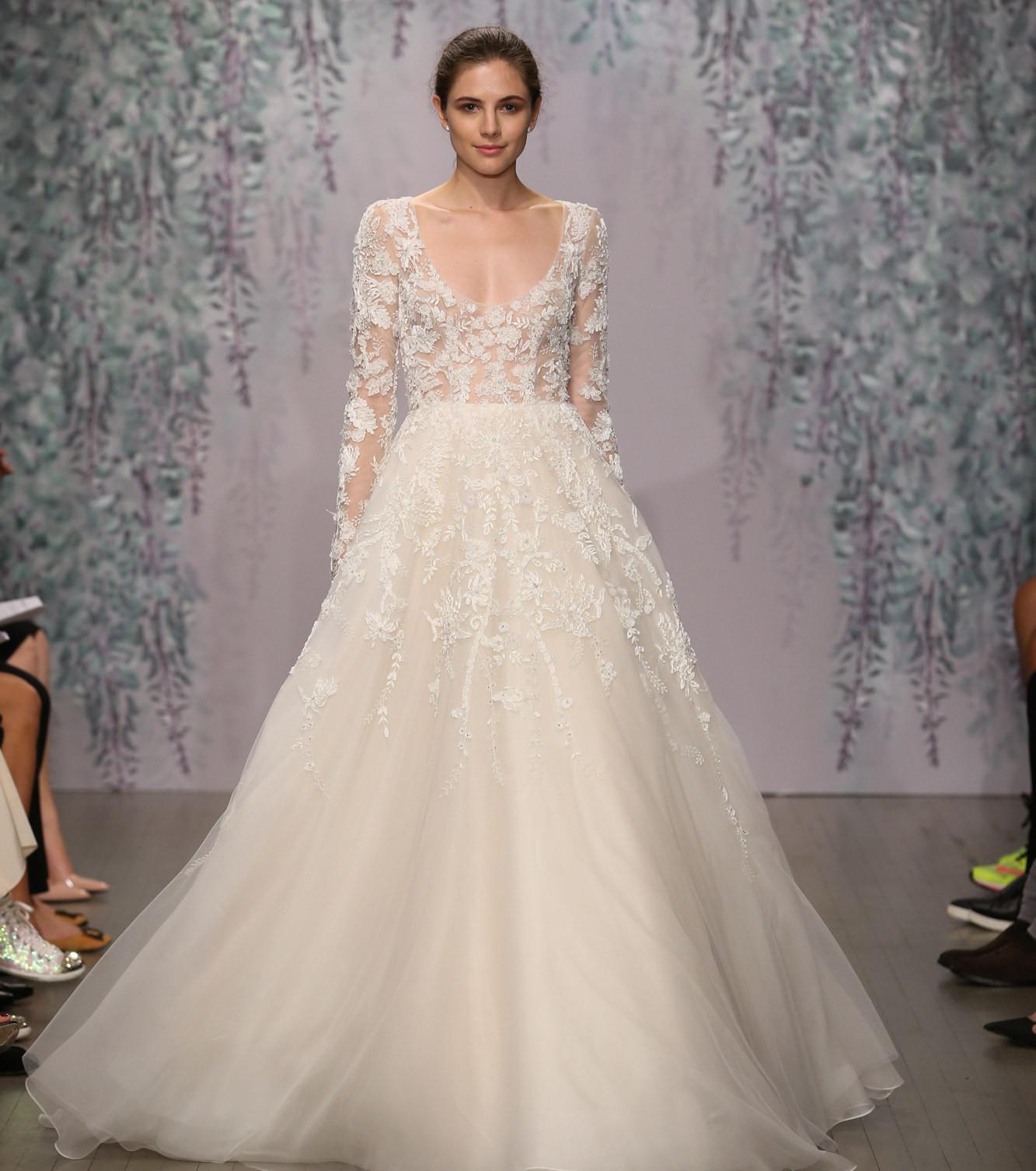 Gemütlich Brautjunferkleider Monique Lhuillier Galerie ...