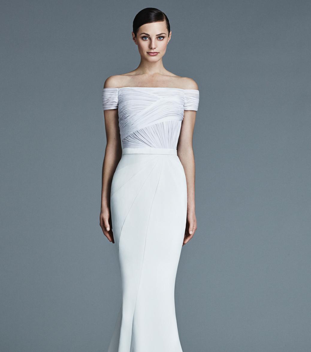 Hochzeitskleider 2016: Spitze, kurz, A-Linie, die Trends des Jahres