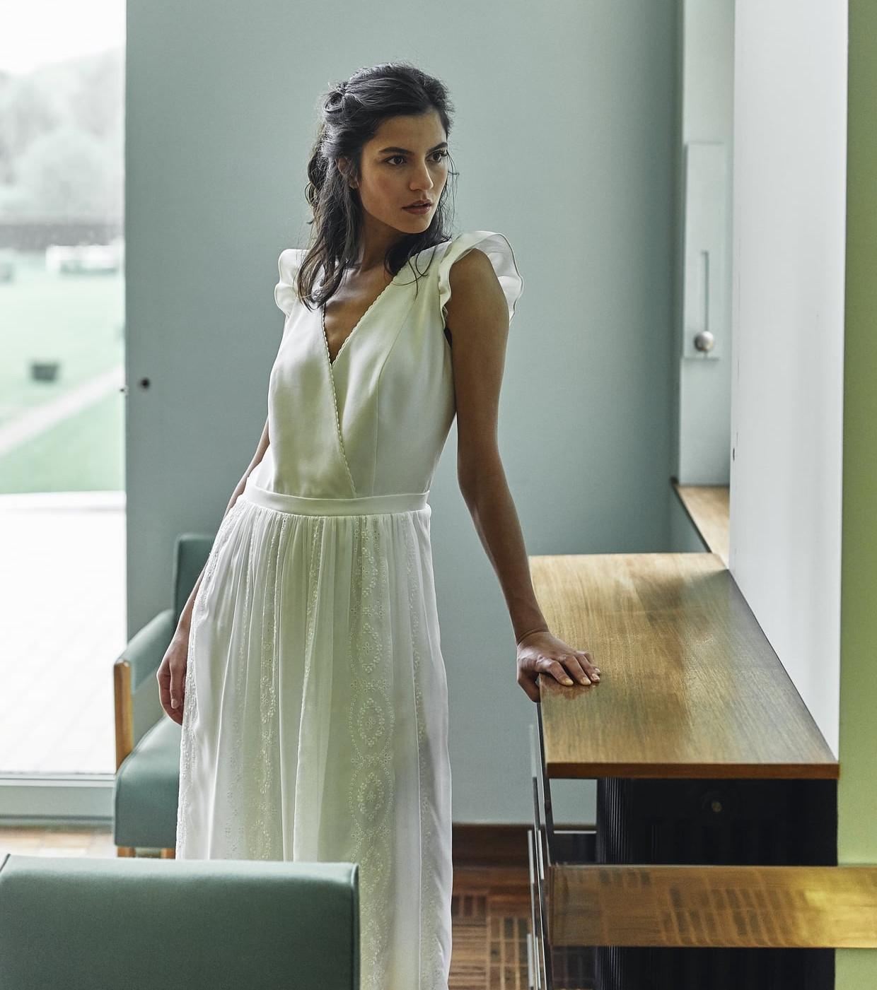 Laure de Sagazan 2018: Brautkleider Kollektion
