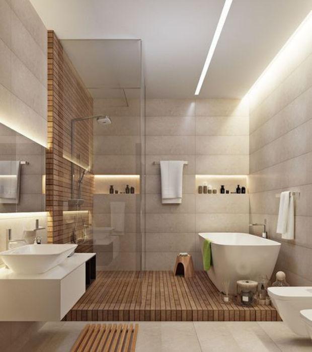 Ideen Wie Du Dein Badezimmer In Ein Spa Verwandelst - Badezimme