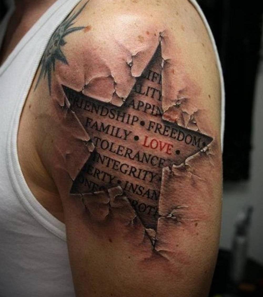 Diese Tattoos Sind Nicht Von Dieser Welt Beim Schmetterling Mussten