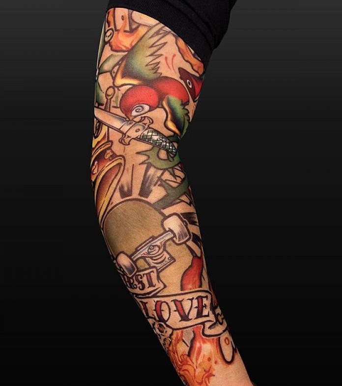 Frauen unterarm tattoo 250+ Tattoos