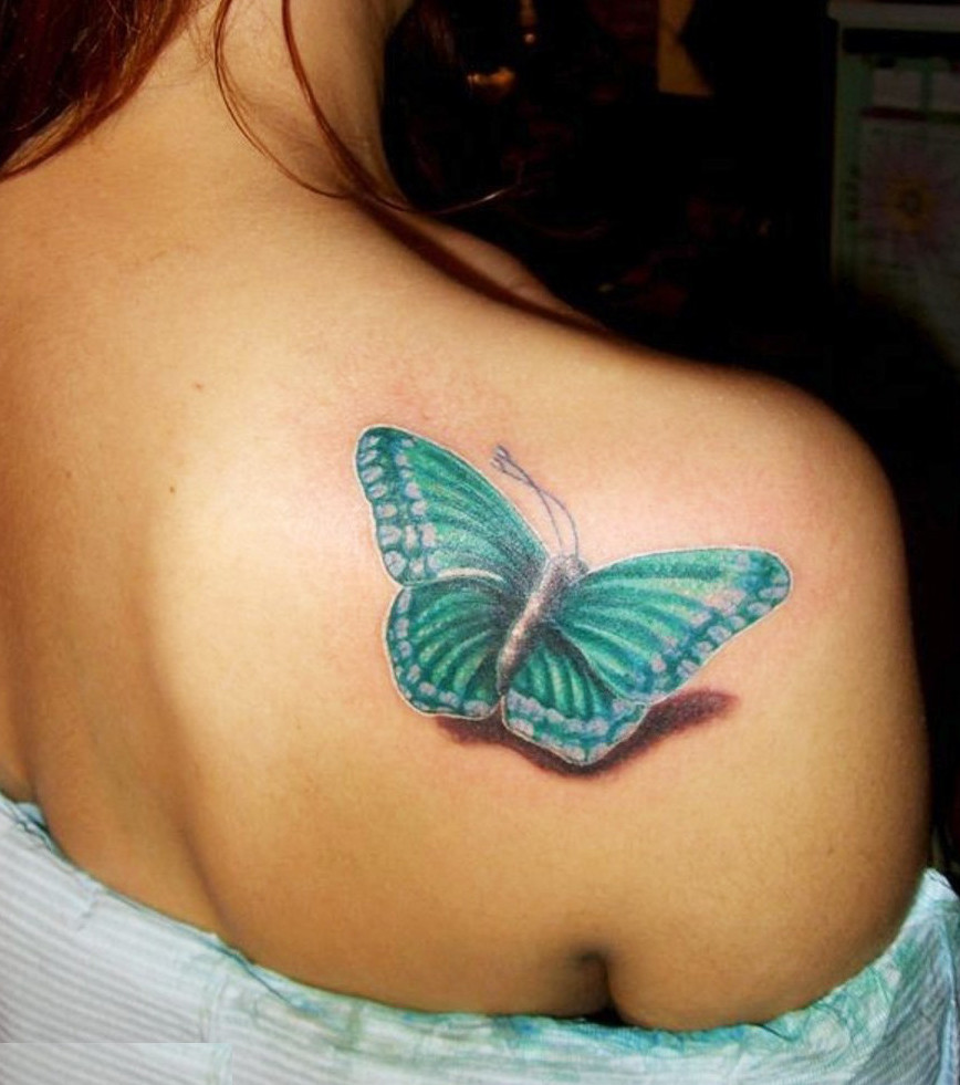 Schmetterlings Tattoo 20 Tattoo Ideen Zur Inspiration Fur Alle