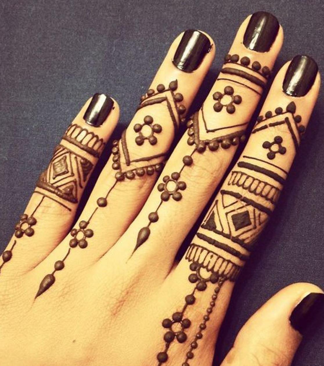 originelle tattoos 20 extrem kreative tattoo ideen zur inspiration - Henna Tattoo Muster