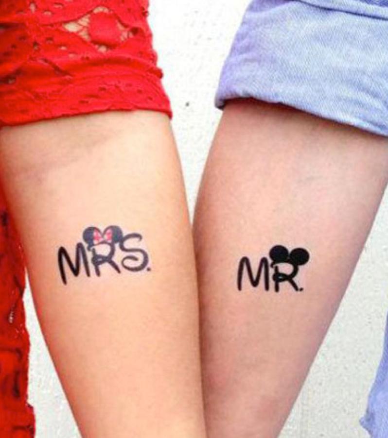 Partnertattoo Die Schönsten Tattoo Motive Für Paare