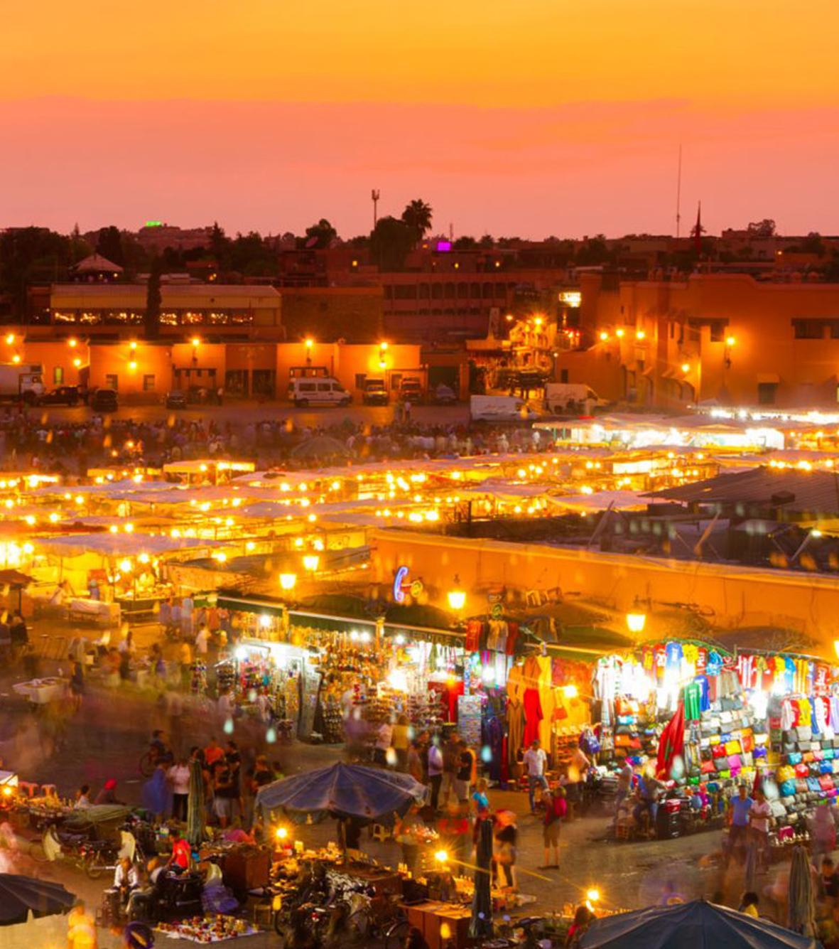 Wassermann (20. Januar - 18. Februar): Marrakesh