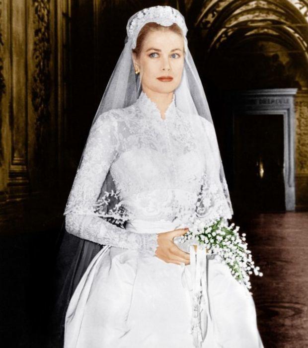 15 ikonische Brautkleider, die Geschichte machten