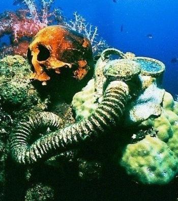 antike schiffswracks mittelmeer
