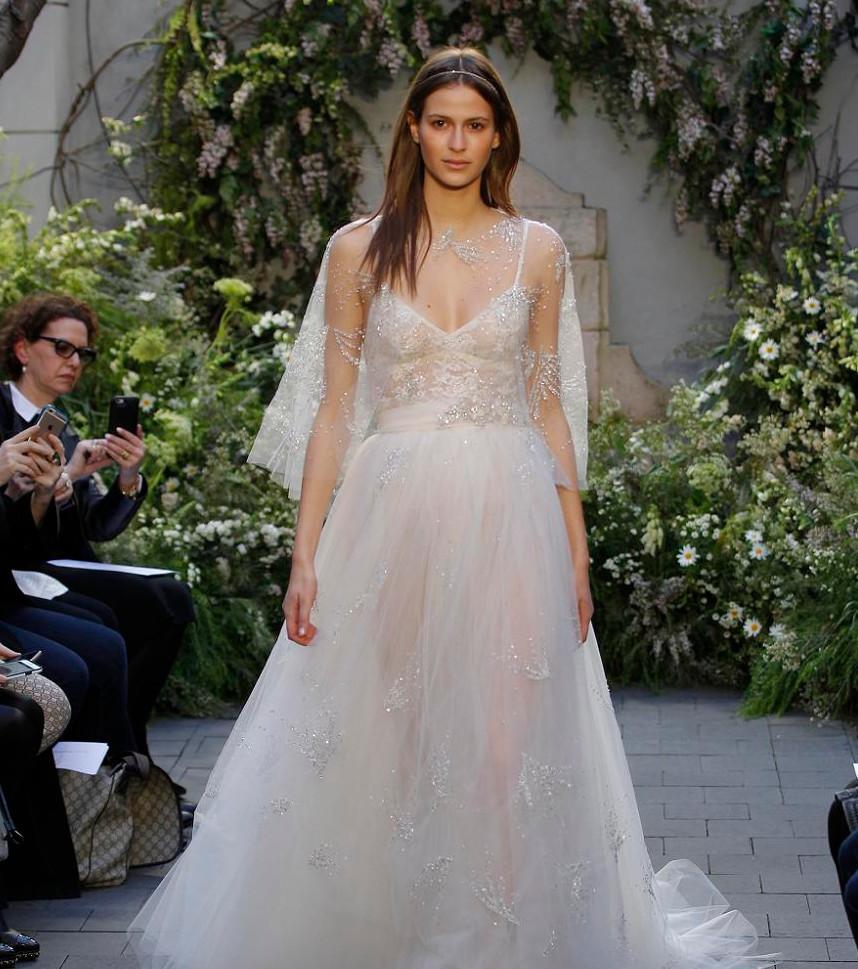 Hochzeit: 100 Brautkleider zur Inspiration