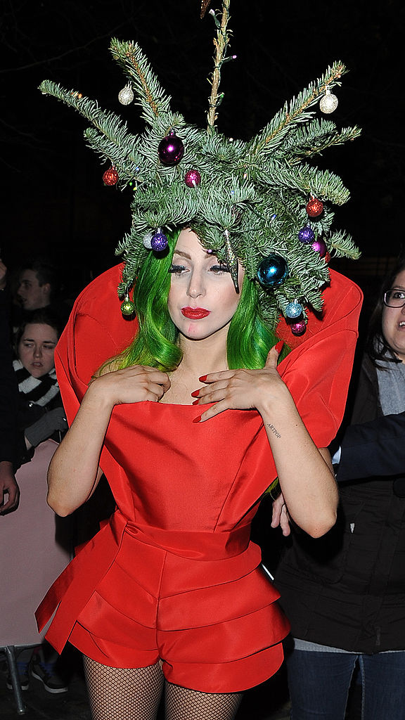 Lady Gaga: Mit diesen verrückten Frisuren macht sie ihrem Namen alle Ehre!
