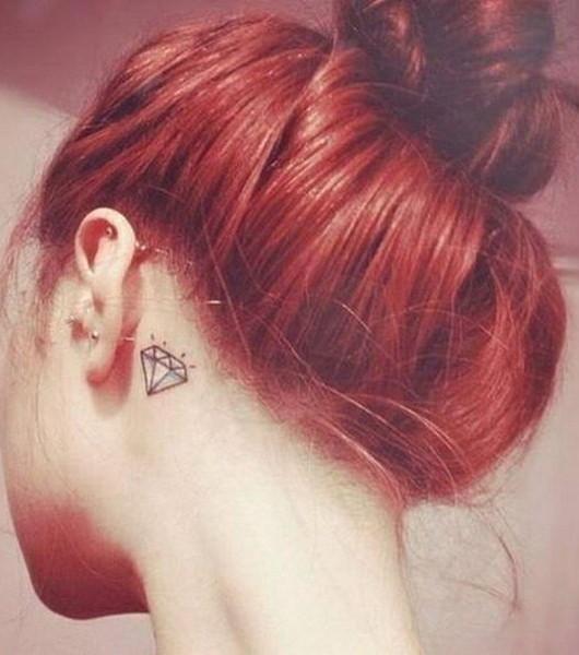 ohr-tattoo: 20 tattoo-vorlagen zur inspiration
