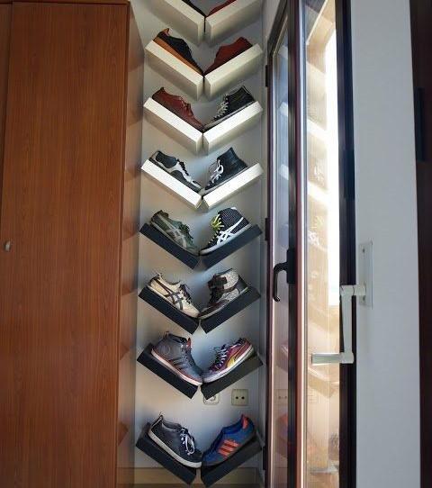 Schuhaufbewahrung Platzsparend 17 ideen zur schuhaufbewahrung