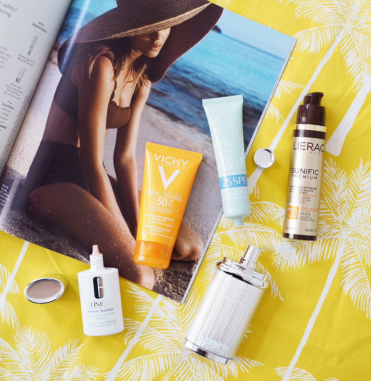 Die besten Sonnenschutz-Produkte fürs Gesicht