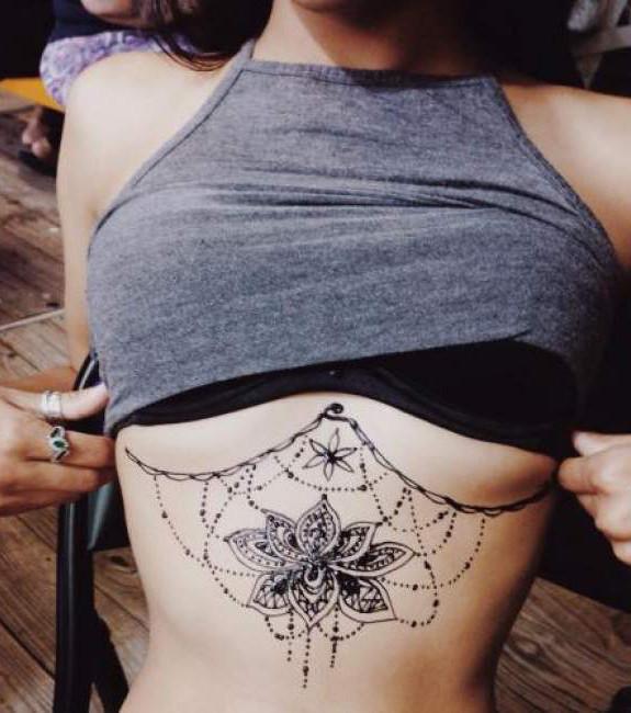 Spitzen Tattoo 20 Wunderschöne Tattoo Ideen Zur Inspiration