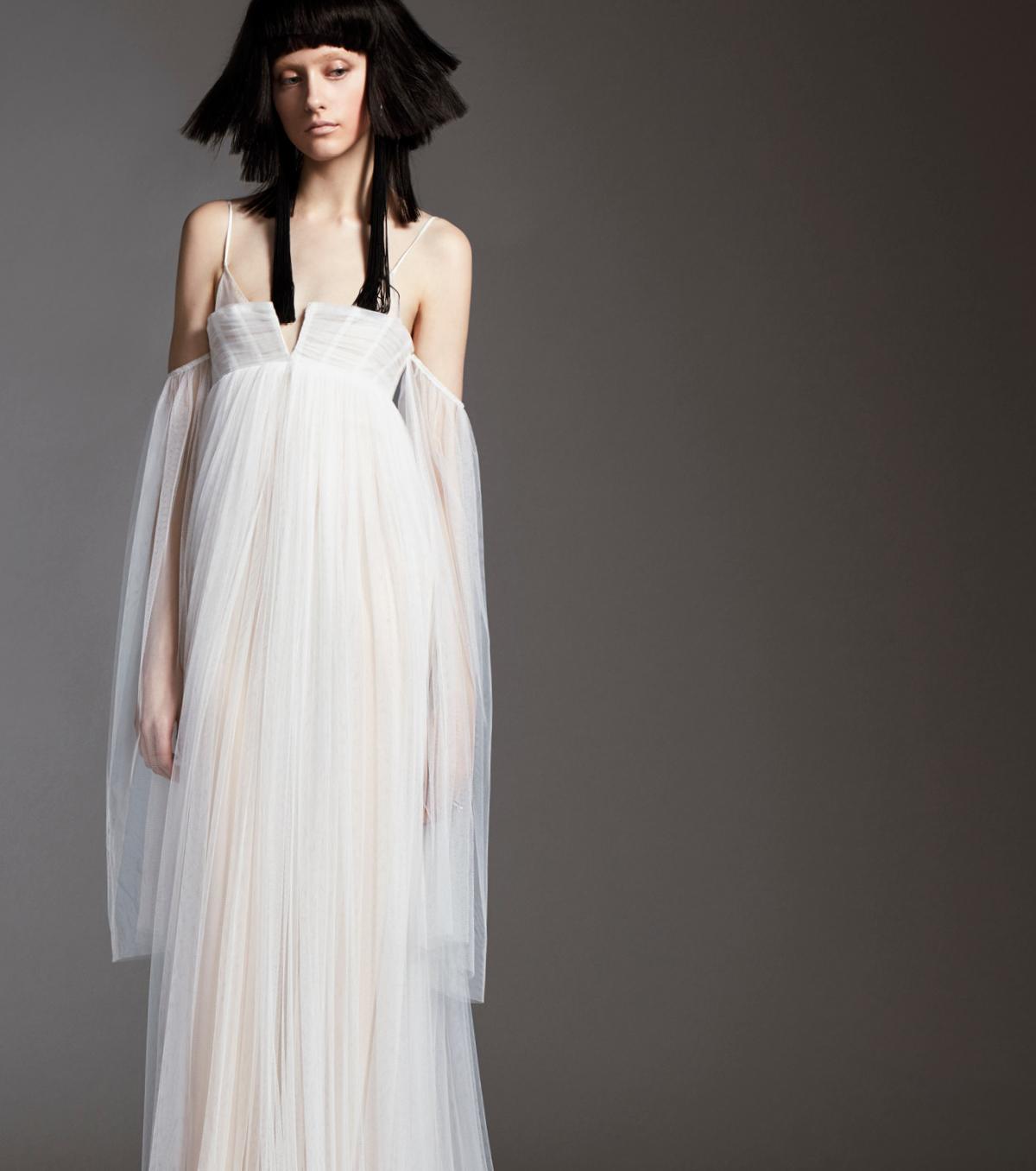 Brautkleider von Vera Wang: Frühlingskollektion 2018